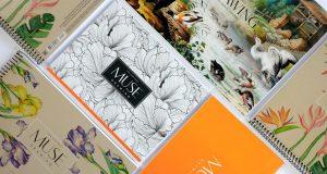 альбоми для акварелі Muse, альбоми для ескізів Muse, альбомы для акварели Muse, альбомы для эскизов Muse