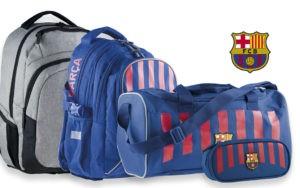 рюкзаки, сумки, пенали, FCB Barca,